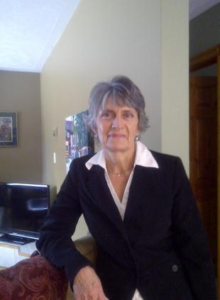 Bonnie Warder